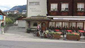 Übernachtung im Hotel Romana in Savognin