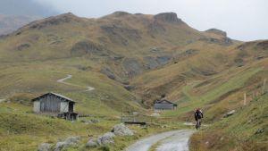 Aufstieg zum Septimer Pass (2310m)