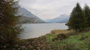 Seen vor St. Moritz