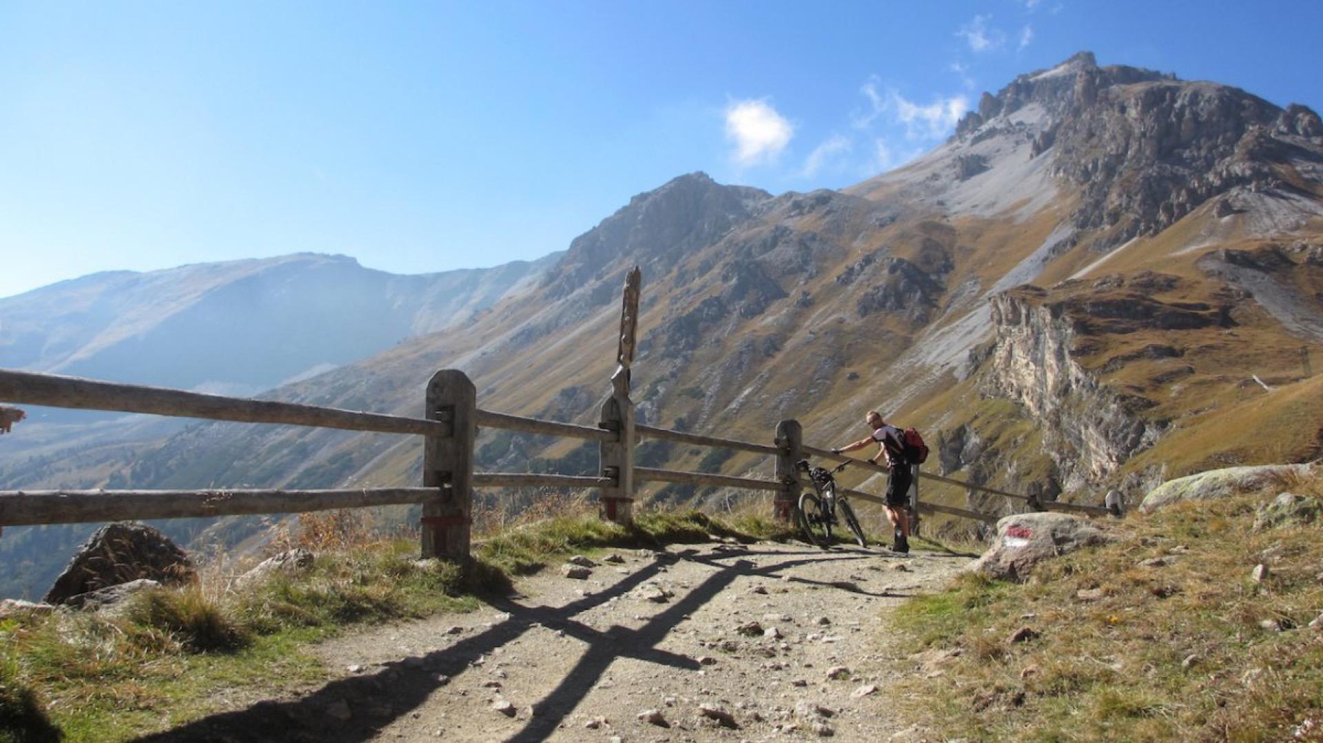 2012-10 // Top of Graubünden